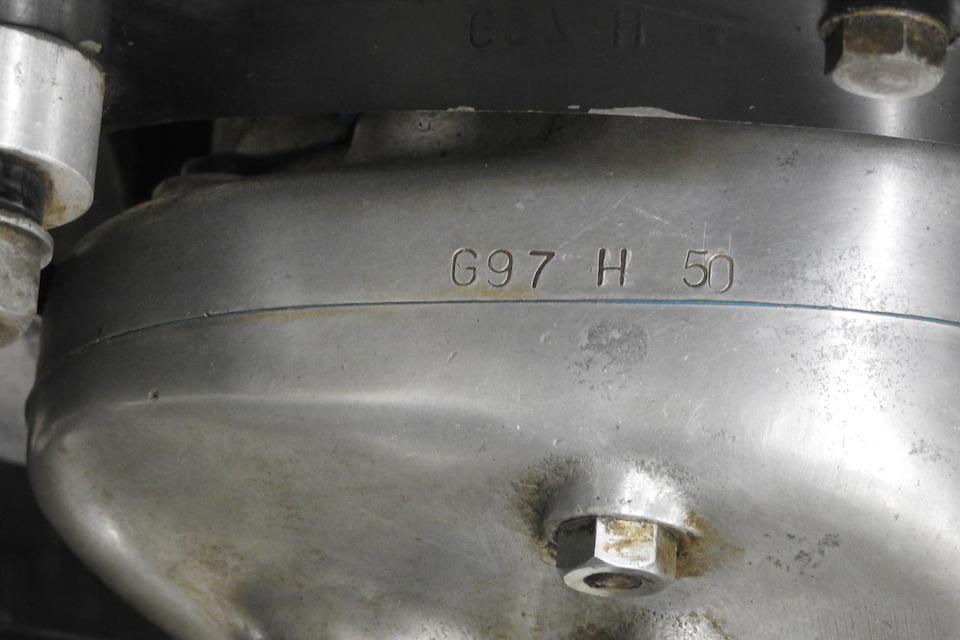 1950 Vincent 499cc Comet Frame no. RC/1/6714 Engine no. F5AB/2A/4814