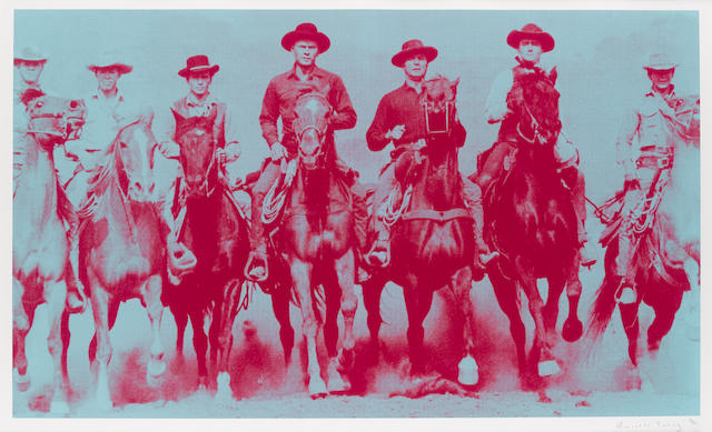Russell Young (born 1960); Magnificent Seven;