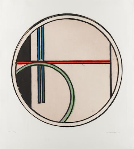 Bertrand Lavier (born 1949); Untitled Modern Painting 1;