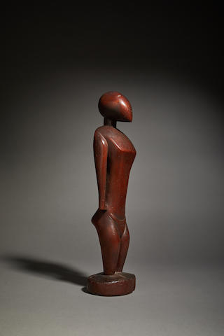 Ancestor Figure, Nukuoro Atoll,early 20th century