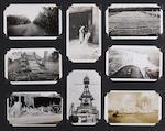 SEAMAN EUGENE SCHLOTTHAUER, U.S. NAVY. Photograph album, containing approximately 600 original photographs, 1936-1937,