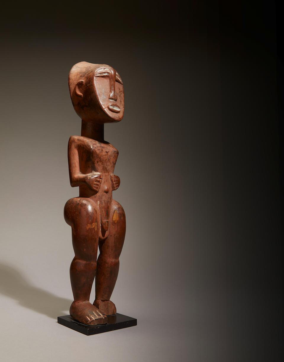 Kulango Male Figure, Ivory Coast