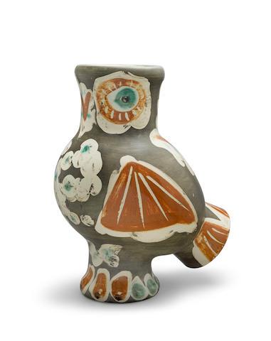Pablo Picasso (1881-1973); Wood-Owl;