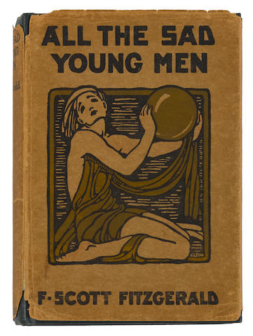 FITZGERALD, F. SCOTT. 1896-1940. All the Sad Young Men.  New York: Charles Scribner's Sons, 1926.