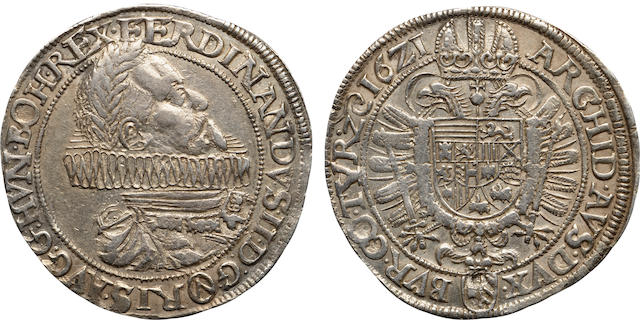 Austria, Ferdinand II (1618-1637), Taler, 1621