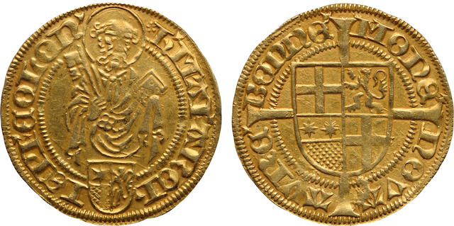 German States, Cologne, Hermann IV von Hesse (1480-1508), Goldgulden, ND 1476-81