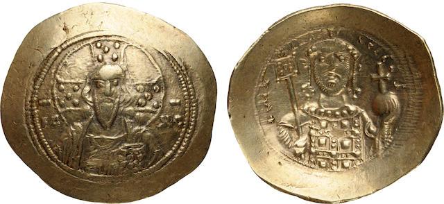 Byzantine Empire, Michael VII Ducas (1071-1078), Gold Histamenon Nomisma