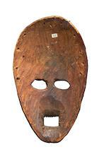 Exceptional Lega Mask, Democratic Republic of the Congo