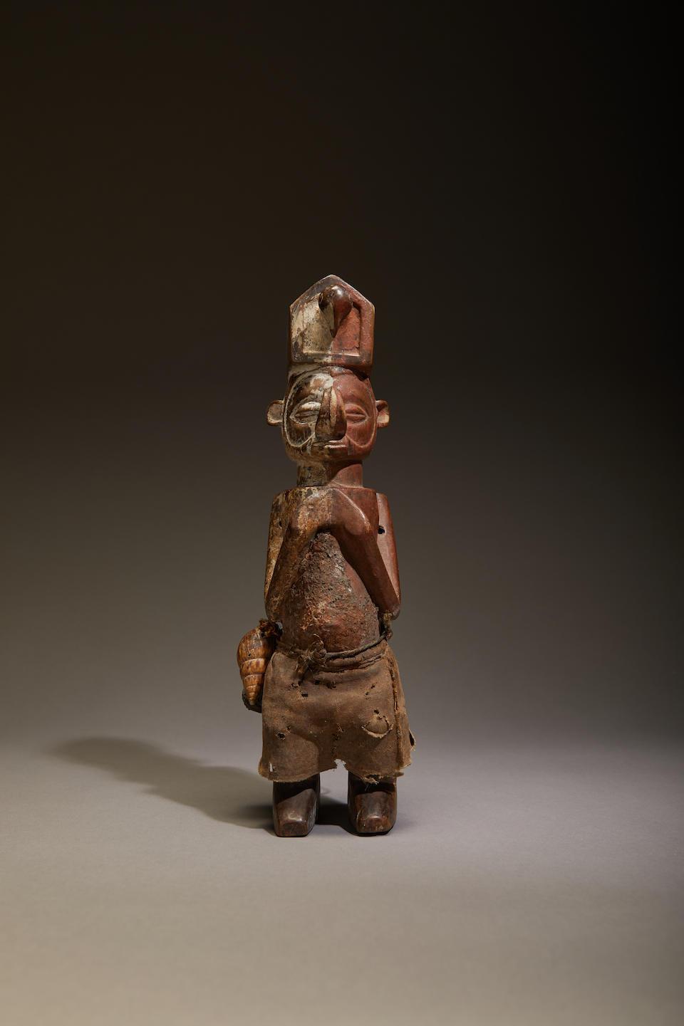 Yaka Figure, Democratic Republic of the Congo