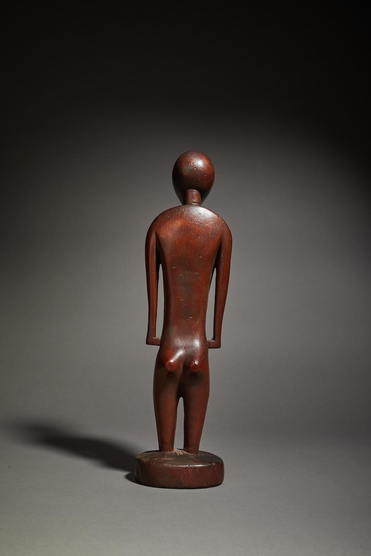 Ancestor Figure, Nukuoro Atoll,early 20th century