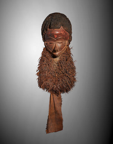 Pende Mask, Democratic Republic of the Congo