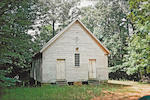 William Christenberry (born 1936); Selected images; (12)