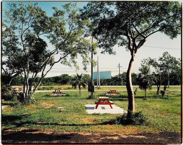 Stephen Shore (born 1947); Grassy Key, Florida;