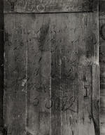 John Szarkowski (1925-2007); Mr. Bristol's Barn; and Tetragram, Nebraska; (3)
