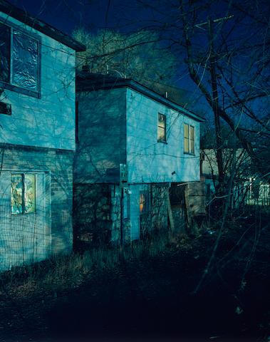 "Todd Hido (born 1968); #2611-A, from the series ""House Hunting"";"