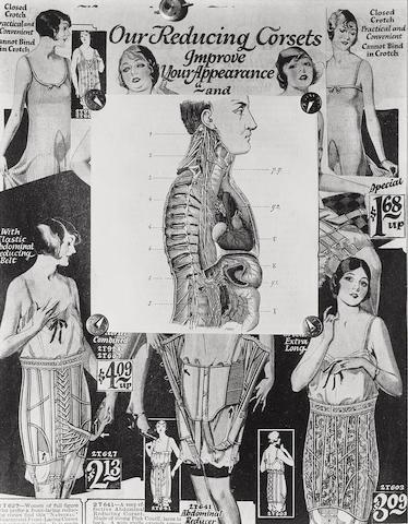 Manuel Alvarez Bravo (1902-2002); Sistema Nervioso del Gran Simpatico;