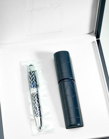 MONTBLANC: Montblanc For BMW Centennial Skeleton Limited Edition 100 Fountain Pen *SEALED*