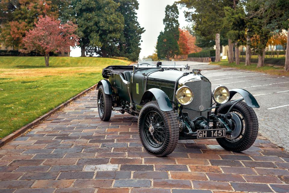 Bonhams : 1930 Bentley Speed Six 'Le Mans Replica