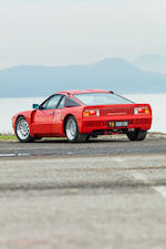 <B>1982 Lancia Rally 037 Stradale</B><br />VIN. ZLA151AR000000106<br />Engine no. 232AR400127