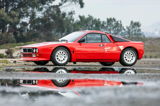 <B>1982 Lancia Rally 037 Stradale</B><br />VIN. ZLA151AR000000106<br />Engine no. 232AR400127
