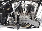1926 Brough Superior 990cc SS80,