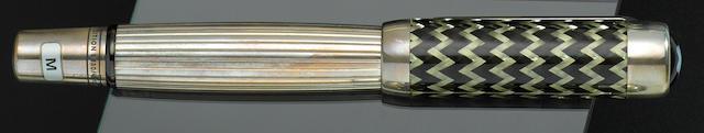 MONTBLANC: J.P. Morgan Patron of Art Limited Edition 4810 Fountain Pen
