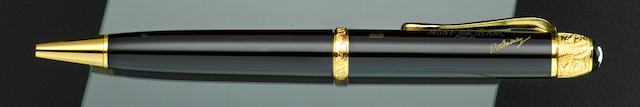 MONTBLANC: Voltaire Writers Series Limited Edition Ballpoint Pen