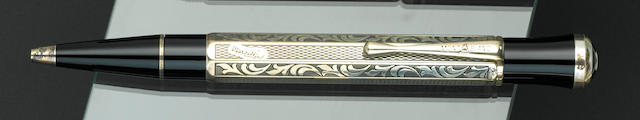 MONTBLANC: Marcel Proust Writers Series Limited Edition Ballpoint Pen