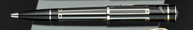 MONTBLANC: Thomas Mann Writers Series Limited Edition Ballpoint Pen
