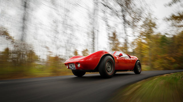 <b>1968 Molzon CONCEPT CORSA GT38</b><br />Chassis no. MICH 70 254