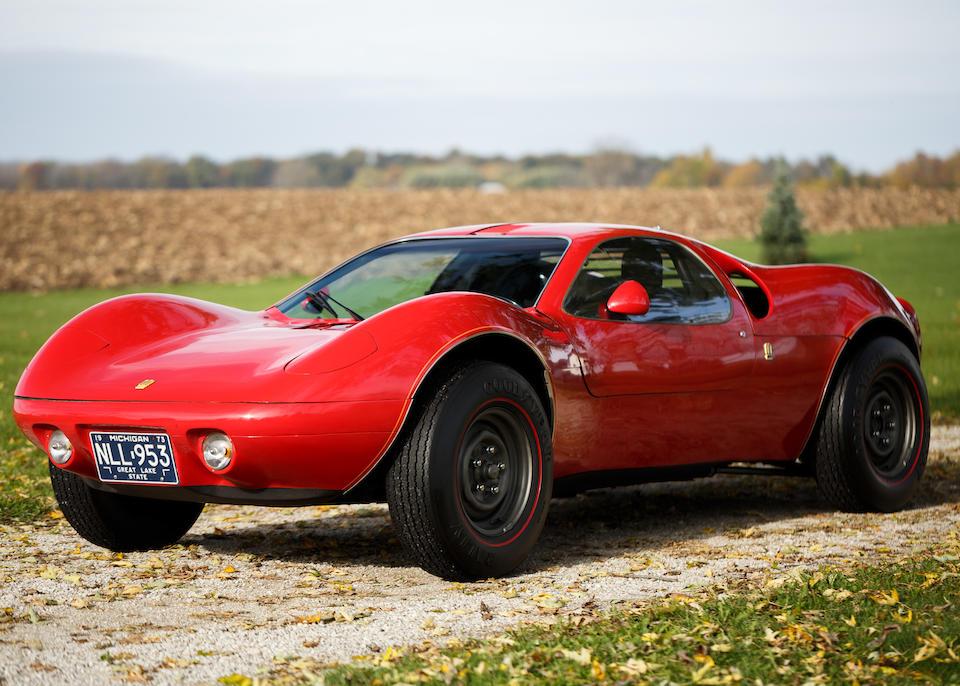 <b>1968 Molzon CONCEPT CORSA GT38</b><br />Chassis no. MICH 70 254