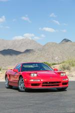 <b>1995 Acura NSX-T</b><br />VIN. JH4NA1185ST000105<br />Engine no. C30A1-5300108