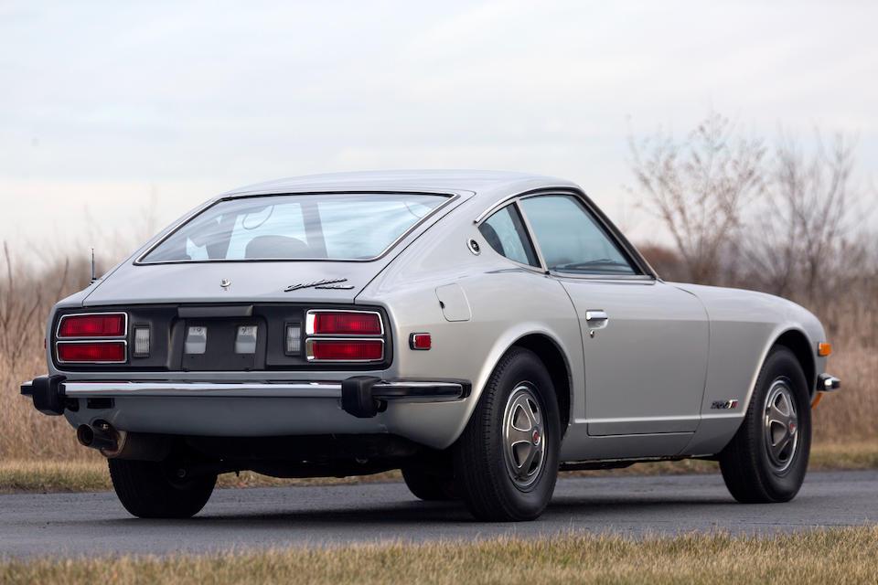<b>1974 Datsun 260Z</b><br />Chassis no. RLS30-017637