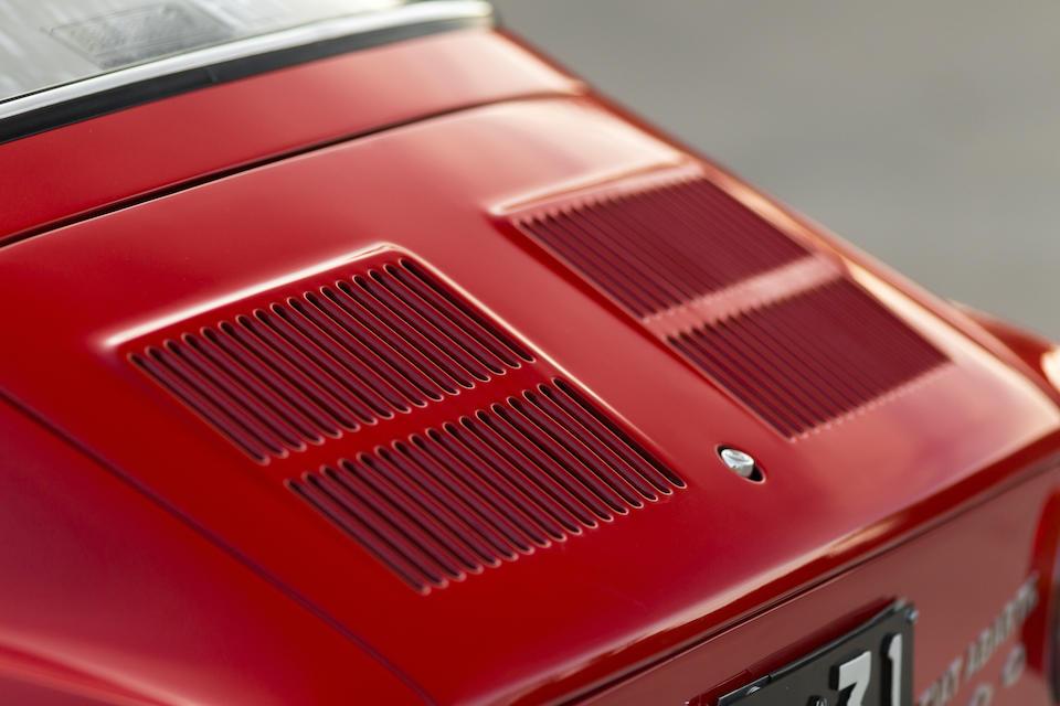 <b>1967 Fiat-Abarth 1000 OTR</b><br />Chassis no. 100GC.112404