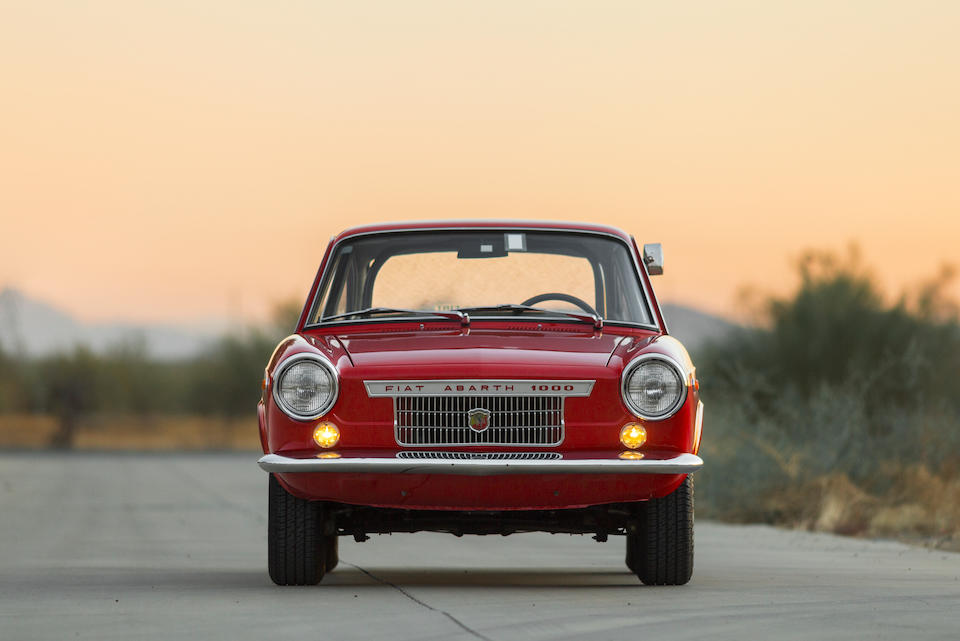 <b>1967 Fiat-Abarth 1000 OTR</b><br />Chassis no. 100GC.112404