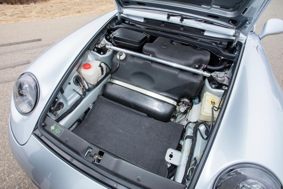<b>1995 Porsche 911 Carrera RS 3.8</b><br />VIN. WP0ZZZ99ZTS390226<br />Engine no. 63S85817