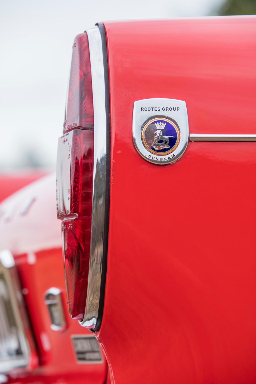 <b>1965 Sunbeam Tiger Mk I</b><br />Chassis no. B9472881 LRXFE
