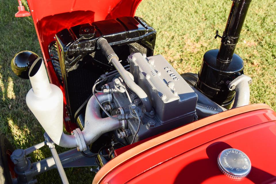 <b>1957 Lamborghini DL30 TRACTOR</b><br />Engine no. 0966