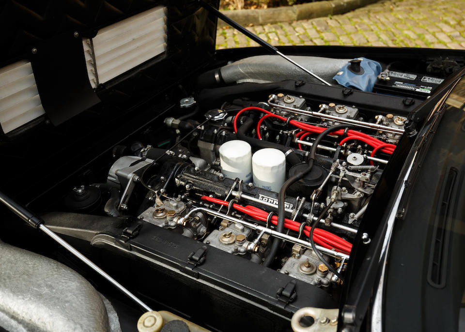 <b>1977 Ferrari 400 GT</b><br />Chassis no. 21111<br />Engine no. F101.C000 0078