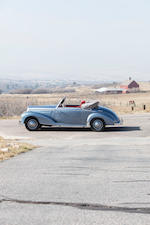 <B>1953 Mercedes-Benz  220 CABRIOLET A</B><br />Chassis no. 187 012 03 412<br />Engine no. 180 920 03 536