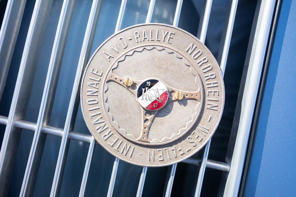 <B>1956 Porsche 356A 1600 SPEEDSTER</B><br />Chassis no. 82391<br />Engine no. 66055* See text