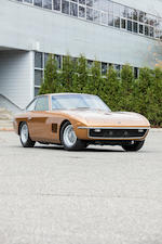 <b>1968 Lamborghini Islero 400 GT</b><br />Chassis no. 6012<br />Engine no. 1848