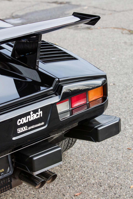 <b>1987 Lamborghini Countach 5000 QV</b><br />VIN. ZA9CA05AXHLA12185