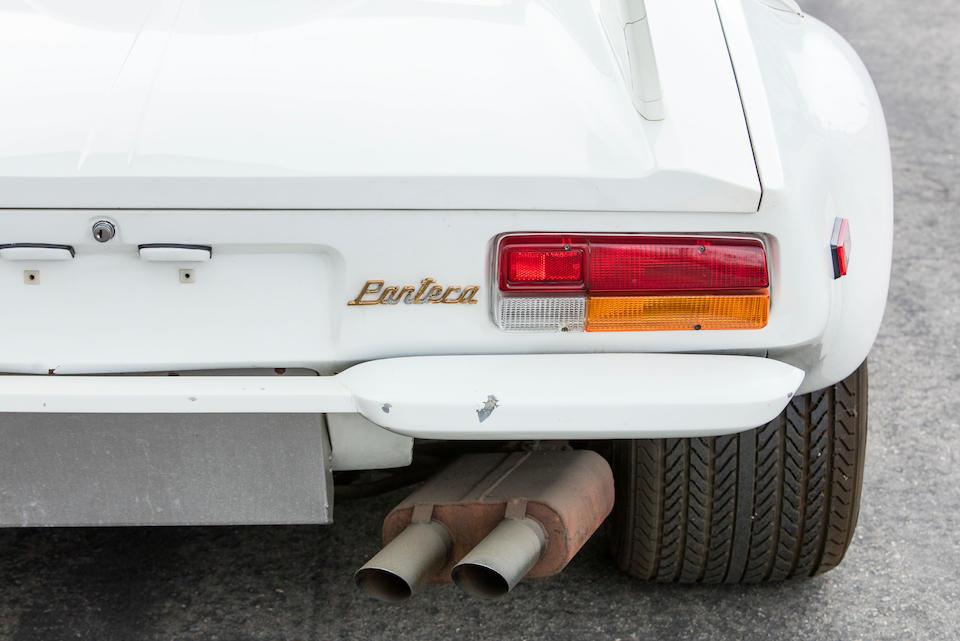 <B>1987 DeTomaso Pantera GT5-S</B><br />VIN. 1A9PN8746JD111030