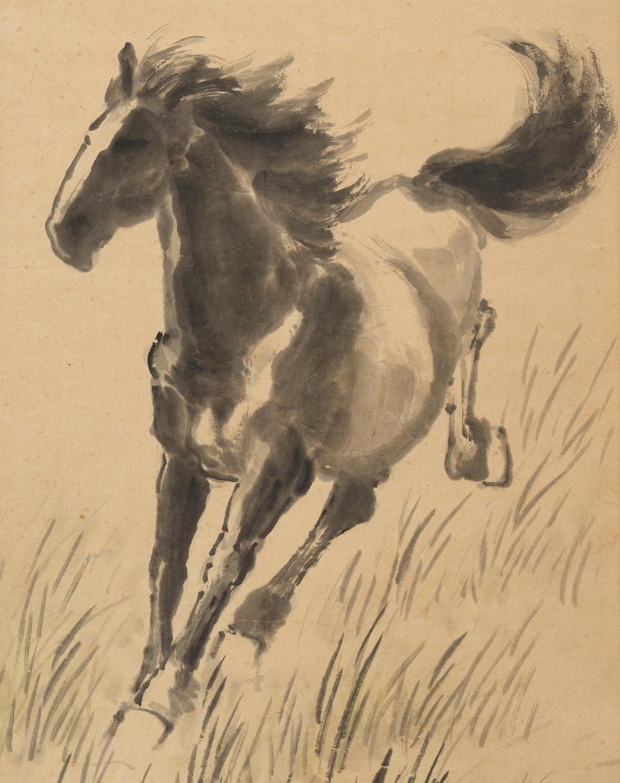 Xu Beihong (1895-1953) Horse, 1932