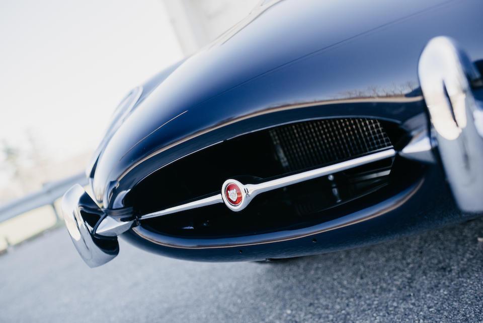 <b>1966 Jaguar E-Type Series 1 4.2 Roadster</b><br />Chassis no. 1E12457<br />Engine no. 7E7693-9