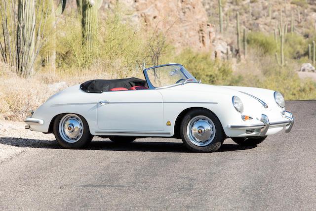 Bonhams 1960 Porsche 356b 1600 Super 90 Roadsterchassis No