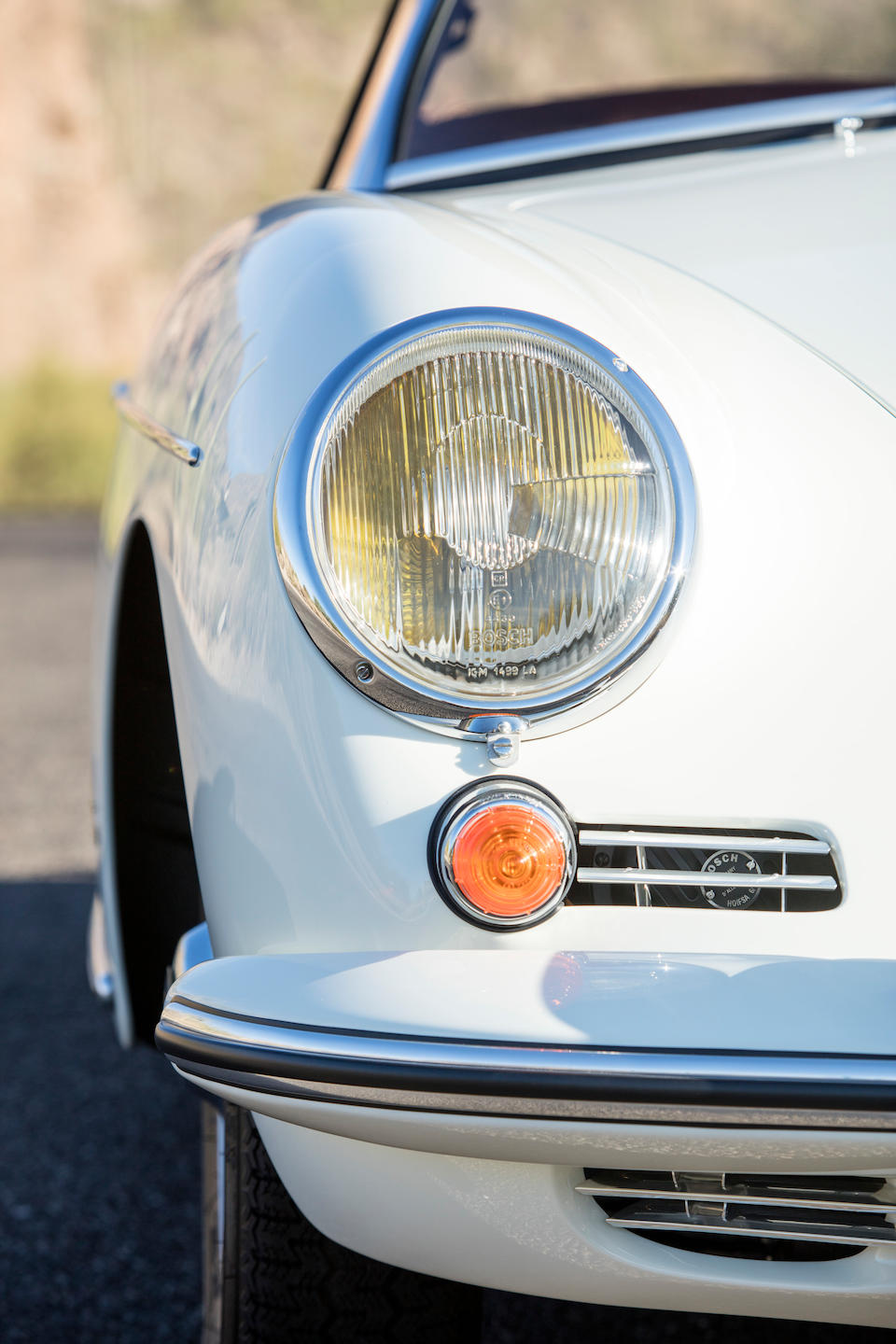 <B>1960 Porsche 356B 1600 Super 90 Roadster</B><br />Chassis no. 88106<br />Engine no. 801723 (see text)