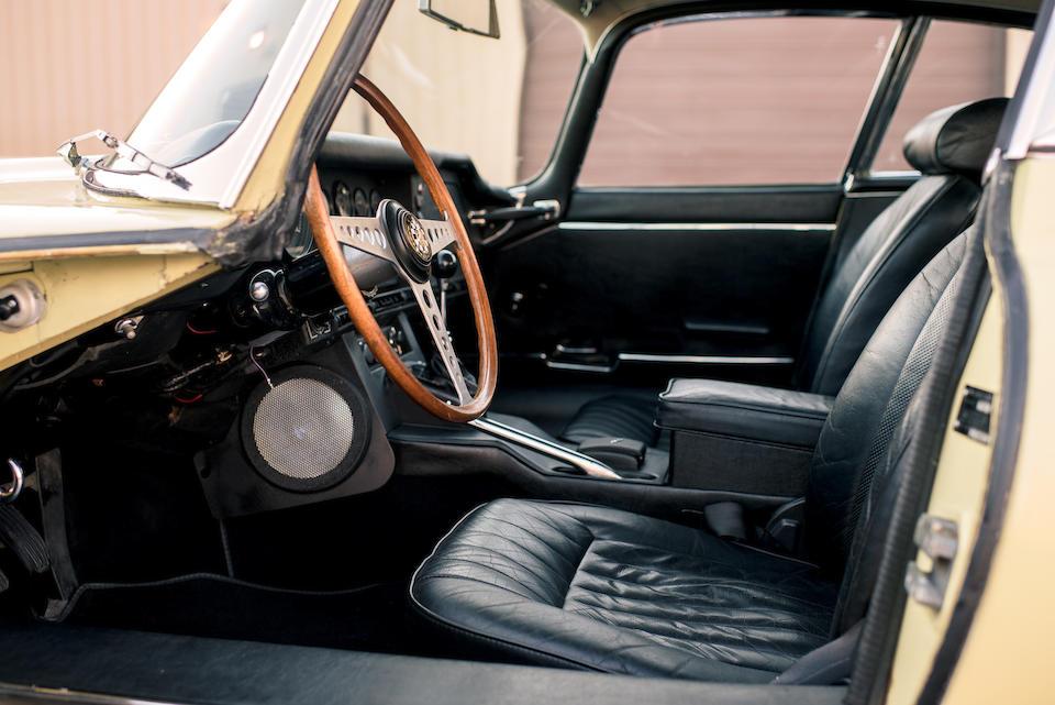 <b>1970 Jaguar E-Type Series II 4.2 Coupe</b><br />Chassis no. 1R27479<br />Engine no. 7R9653-9