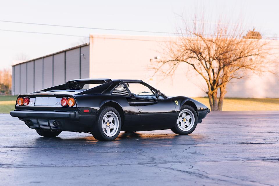 <b>1983 Ferrari 308 GTSi Quattrovalvole</b><br />VIN. ZFFMA13A4D0046835